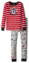 Hatley Rock Band PJ Set (Toddler/Little Kids/Big Kids)