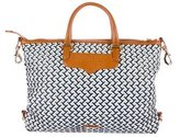 Rebecca Minkoff Bright Crisscross Bonnie Satchel