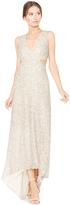 Alice + Olivia Juelia Cutout Waist Dress
