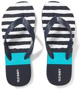 Old Navy Printed Flip-Flops for Boys