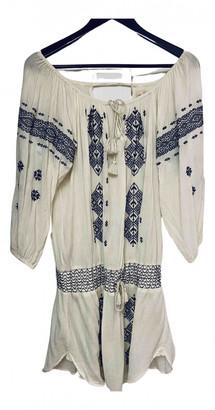 Denim & Supply Ralph Lauren White Cotton - elasthane Dresses