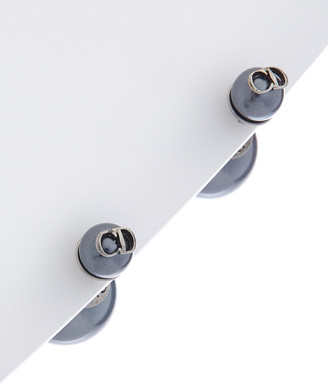 Christian Dior Pearl Detail Earrings
