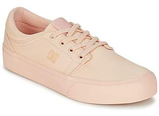 DC TRASE TX SE J SHOE BCG women's Shoes (Trainers) in Pink