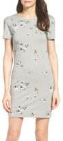 French Connection Women's Blossom T-Shirt Dress