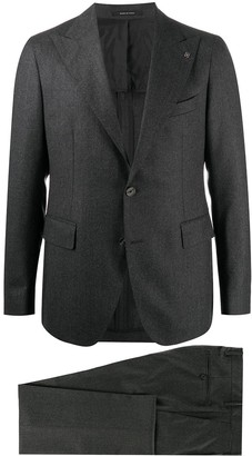 Tagliatore Fitted Single Breasted Suit