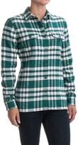 Woolrich Tall Pines Heavyweight Flannel Shirt - Long Sleeve (For Women)
