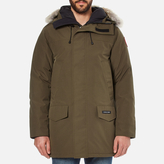 Canada Goose Men's Langford Parka Military Green
