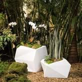 west elm Origami Planters