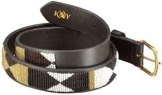 Koy Clothing 'Dunia' Ladies Kenyan Beaded Belt