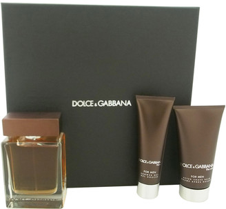 Dolce & Gabbana The One 3Pc Gift Set
