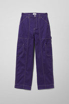 Weekday Grow Trousers - Purple
