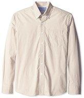 Cutter & Buck Men's Long Sleeve Cutter Gingham Shirt