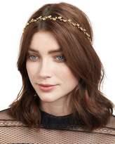 Jennifer Behr Carolina Leaf Circlet Headband