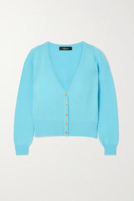 Versace Cashmere Cardigan - Blue