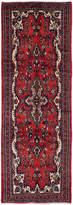 Ecarpetgallery Hamadan Hand-Knotted Wool Persian Runner
