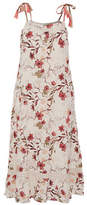 Cream Alala Floral Sundress