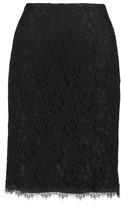 Diane von Furstenberg Cloe lace skirt