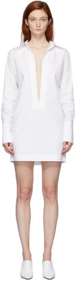 GAUGE81 White Sparta Dress