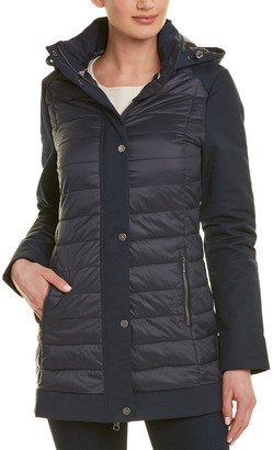 Barbour Leven Quilted Coat