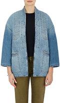 Current/Elliott Women's Denim Kimono Jacket