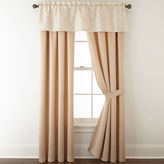 Royal Velvet Palladio 2-Pack Rod-Pocket Lined Curtain Panels