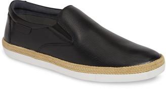 English Laundry Leo Leather Slip-On Sneaker