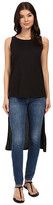 Brigitte Bailey Aren Hi Low Sleeveless Top