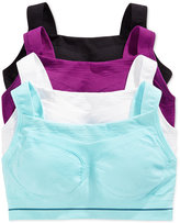 Jockey Sport Stay Still Compression Seamless Sports Bra 8447