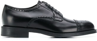 Prada lace-up oxford shoes
