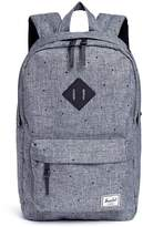 The Herschel Supply Co. Brand 'Heritage' polka dot print canvas mid-volume 14.5L backpack