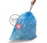 Simplehuman Custom Fit Recycling Bin Liners Code V