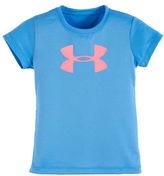 Under Armour Girls 2-6x Crewneck Tee