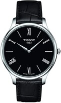 Tissot Tradition - T0634091605800 (Black/Silver) Watches