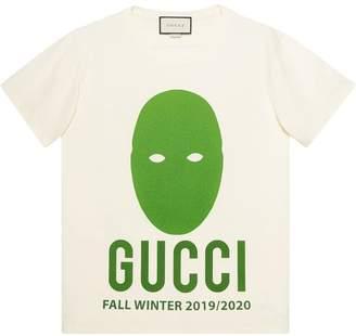 Gucci Manifesto oversized T-shirt