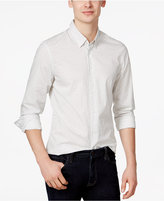 Ben Sherman Men's Geometric Print Cotton Shirt