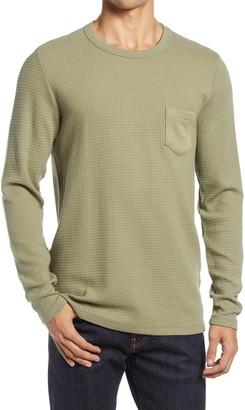 Marine Layer Thermal Crewneck Pullover
