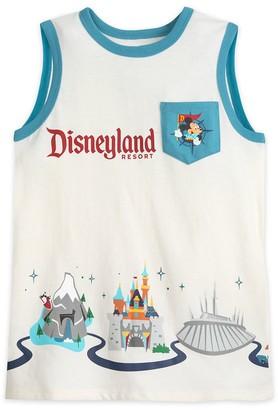 Disney Disneyland Resort Tank Top for Boys