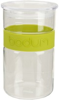 Bodum PRESSO 34 oz. Storage Jar (Green) - Home