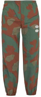Off-White Off White Camouflage-print Track Pants - Mens - Camouflage