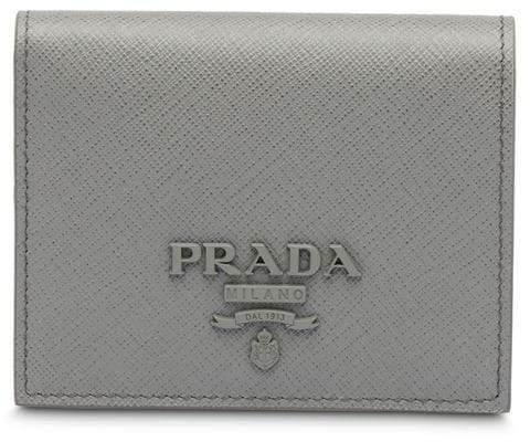c9876f02449aa2 Prada Gray Women's Wallets - ShopStyle