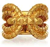 Lara Bohinc Gagarin 18ct Gold Plated on Sterling Silver Ring - Size M