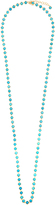 Irene Neuwirth Turquoise & yellow-gold necklace