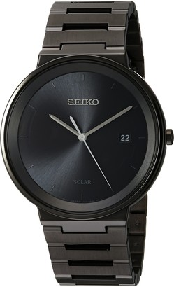 Seiko Men's Dress Japanese-Quartz Watch with Stainless-Steel Strap