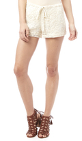 HardTail Forever Forever Lace Shorts