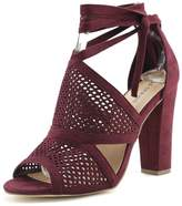 Call it SPRING Womens Rounkles Peep Toe Special Occasion