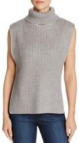 RD Style Sleeveless Turtleneck Sweater