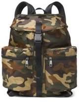 Kent Sport Zip Camo Backpack