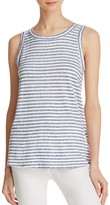 Current/Elliott The Muscle Striped Tee