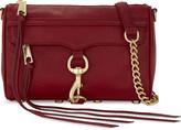 Rebecca Minkoff Mac mini leather cross-body bag