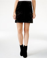 Rachel Roy Velvet A-Line Skirt, Only at Macy's